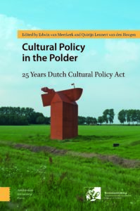 Cover Cultural Policy in the Polder