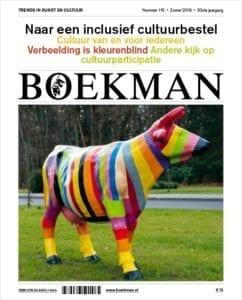 Boekman 115: naar een inclusief cultuurbestel