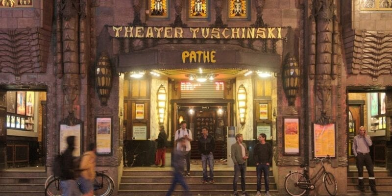 Pathé Tuschinski (C messier via Wikimedia Commons)