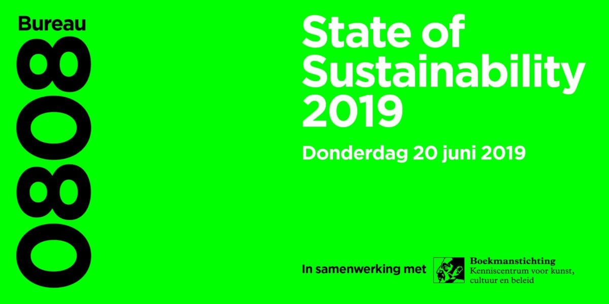 State of Sustainability 2019